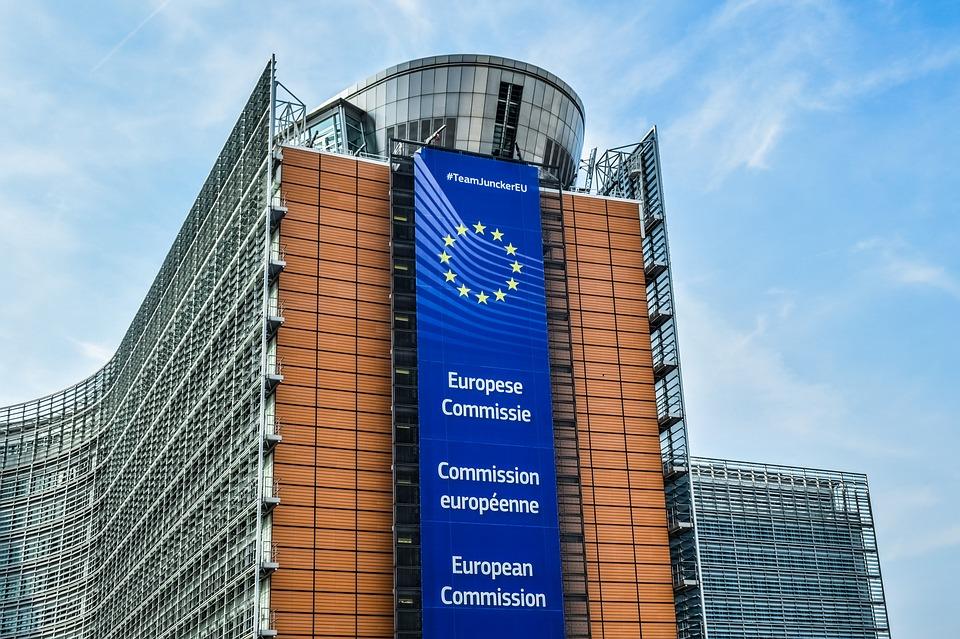 Stavba Evropske komisije