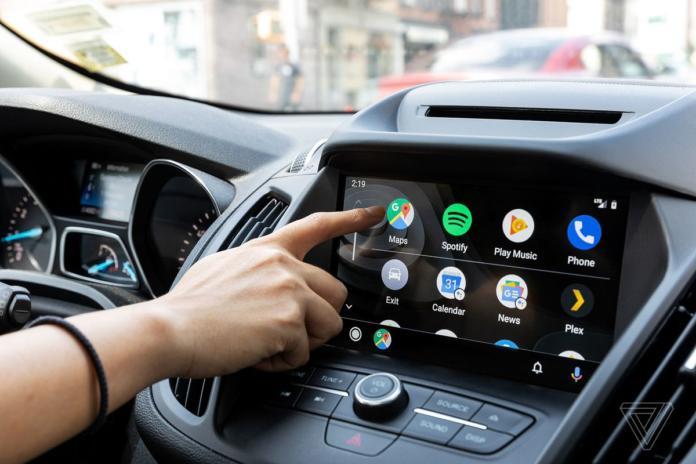 Uporaba Android Auto tudi v Sloveniji