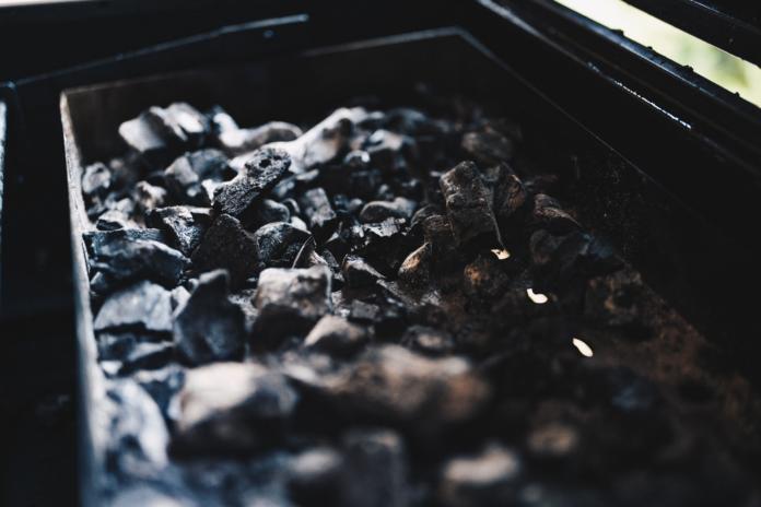 izkopan premog