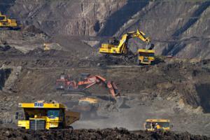 Izkopavanje premoga
