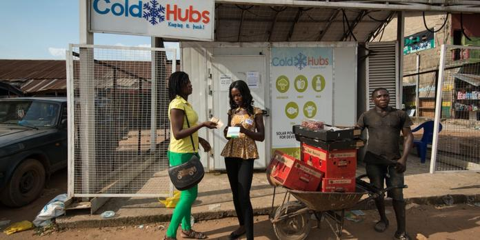 Hladilnice v Nigeriji