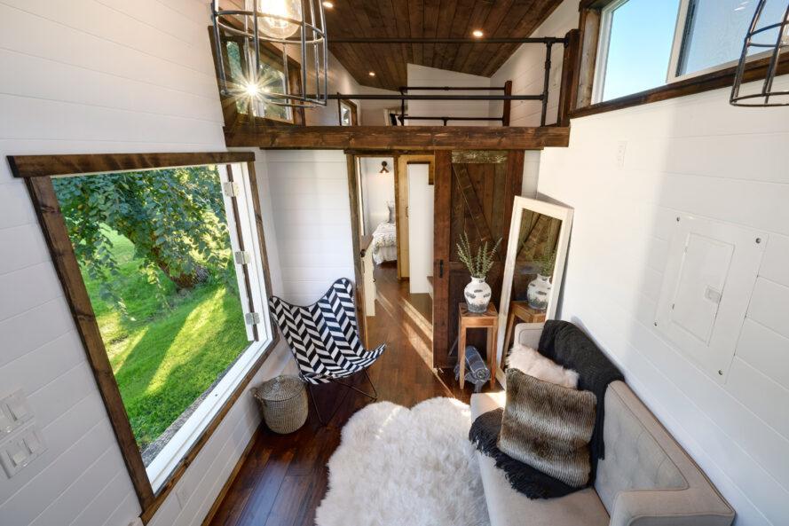 Loft mobilna hiša