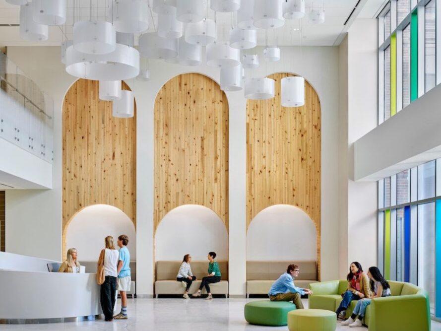 Notranjost bolnišnice