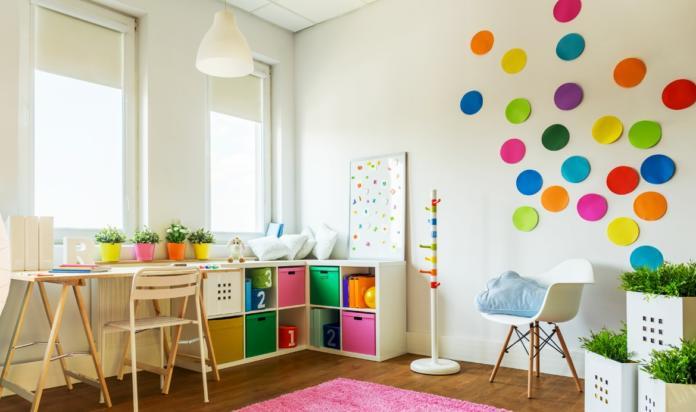Otroška soba in feng shui