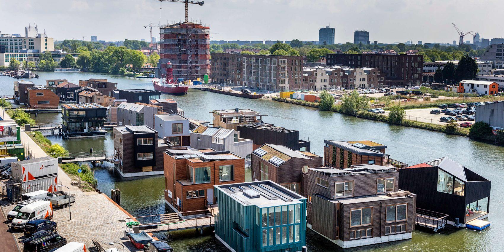 Schoonship v Amsterdamu