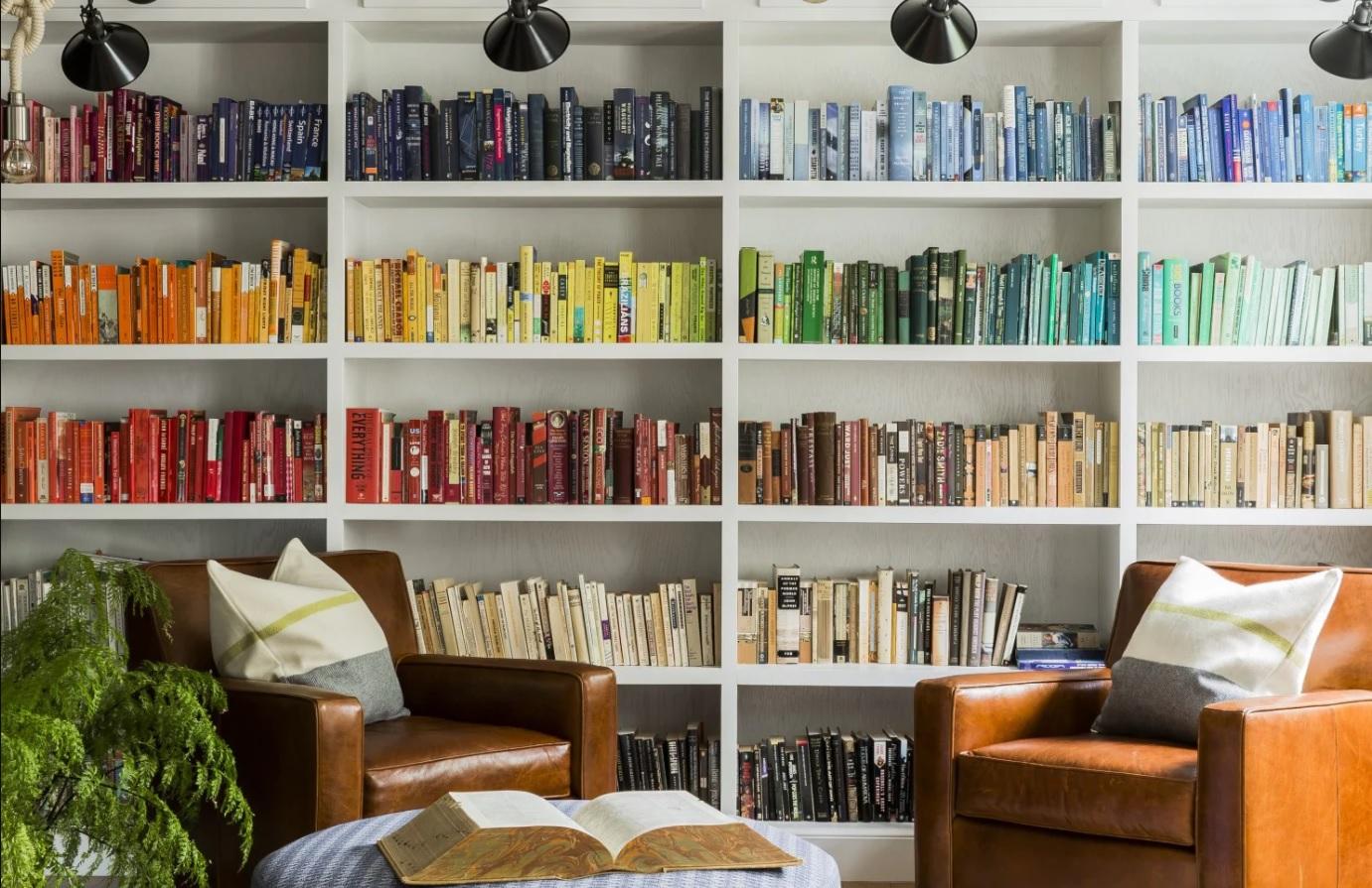 Urejanje knjižne police