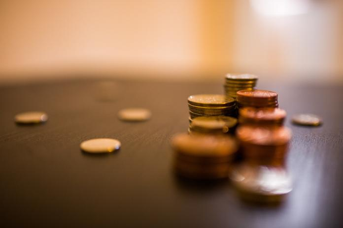kovanci zloženi