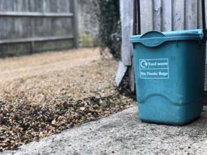 Koš za biološke odpadke