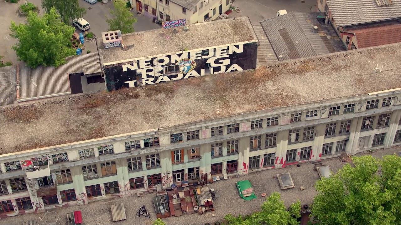 Tovarna Rog, ki je bila porušena