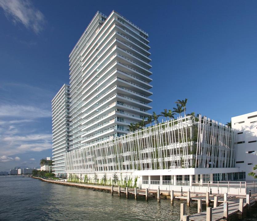 Bentley Bay resort, ki je že v Miamiju