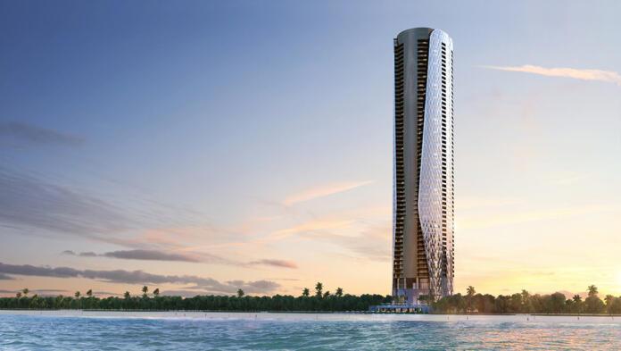 Bentleyev stolp v Miamiju