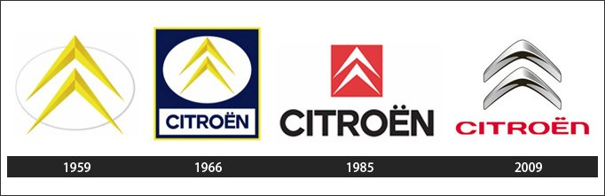 Citroen logotipi