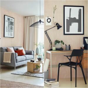 Fleksibilni prostori so še posebej pri delu od doma izjemno pomembni (Vir: Countryliving)