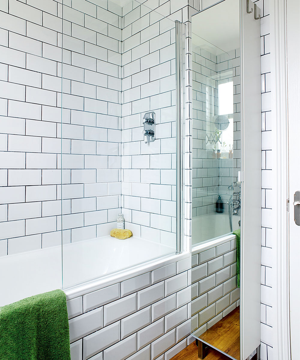 Ideja za malo kopalnico