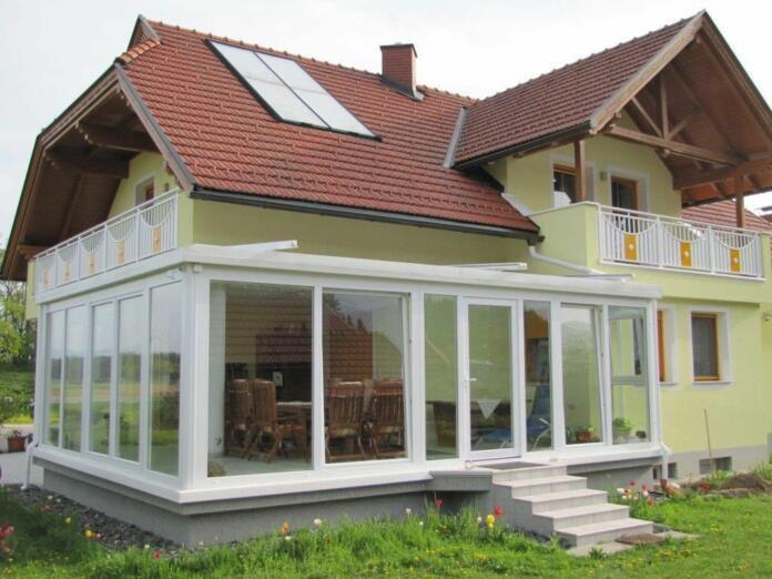Zimski vrt hiše