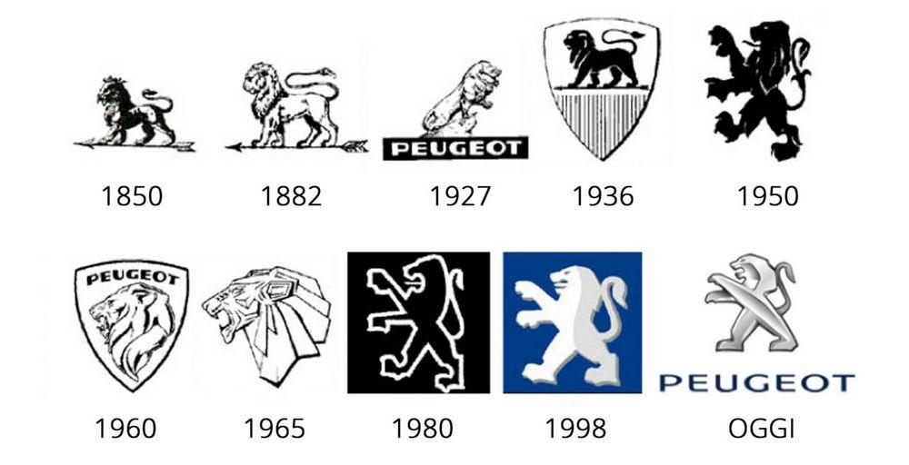 Peugeout logotipi