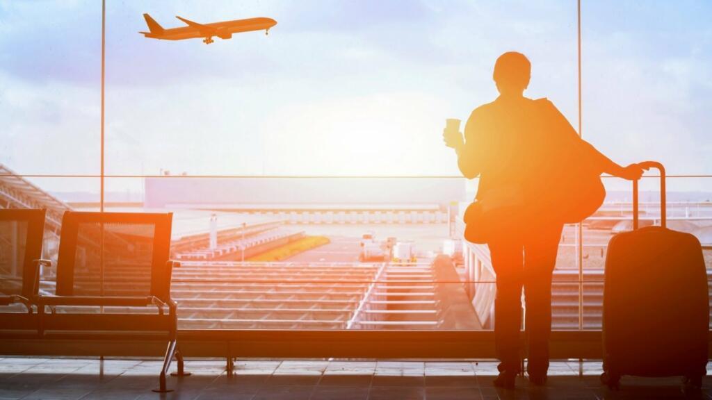 Potovanje z letalom bo morda kmalu spet aktualno