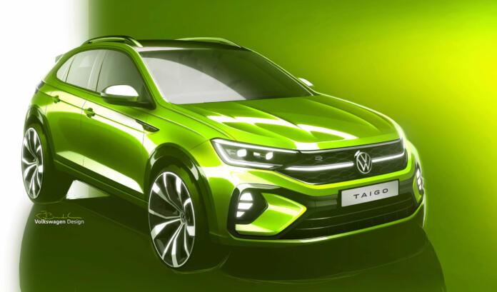 Volkswagen Taigo bo prvi brazilski Volkswagen