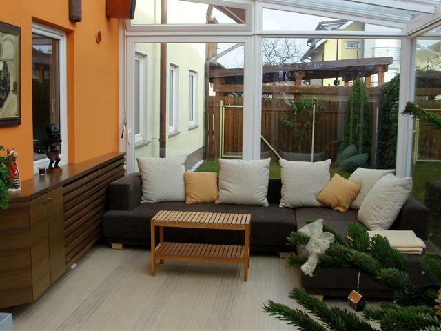 Zimski vrt kot podaljšek dnevne sobe