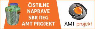 Čistilne naprave SBR REG AMT Projekt