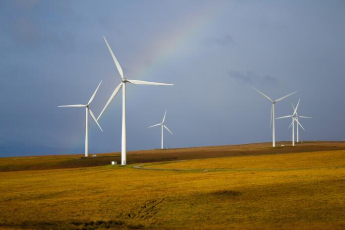 Tradicionalne vetrne turbine z lopaticami