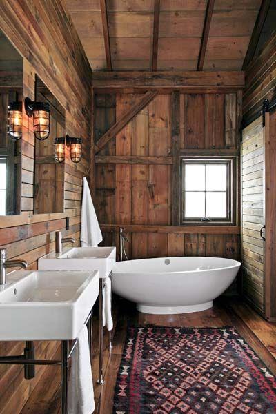 les na steni kopalnice