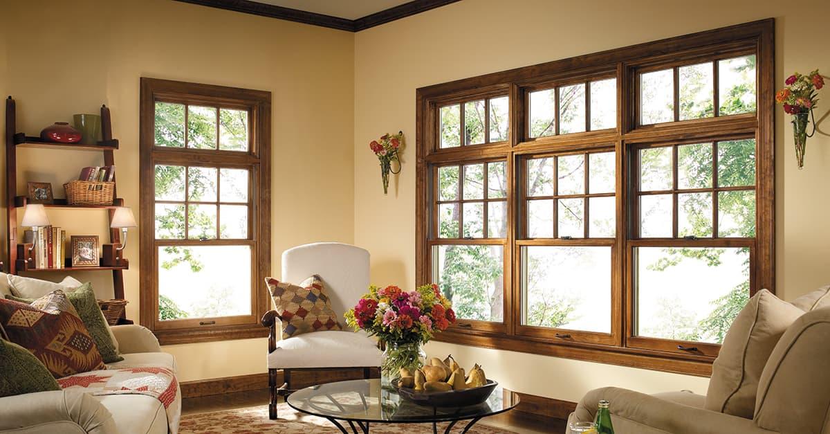 Izbira lesenih oken za vaš dom