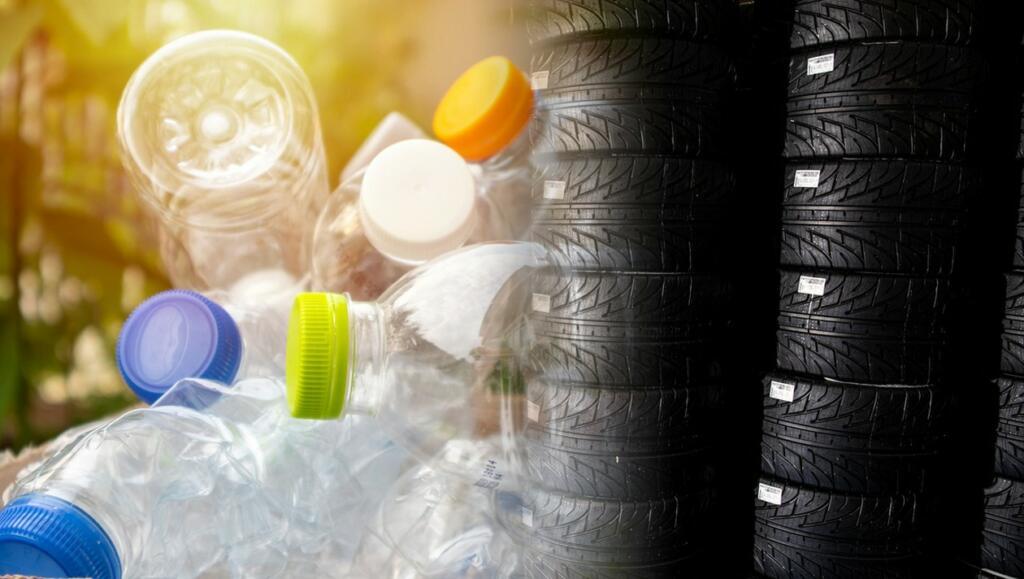 Pnevmatike iz reciklirane plastike