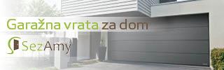 SezAmy garažna vrata za dom