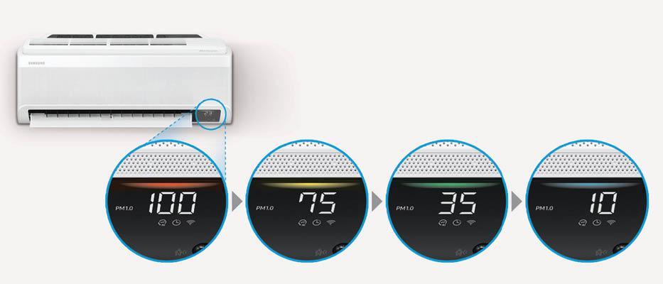 klimatska naprava Samsung