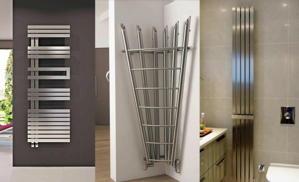 Izbira dizajnerskih radiatorjev