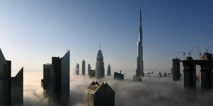 Najvišje stavbe na svetu