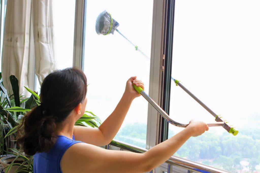 Pametno čiščenje oken