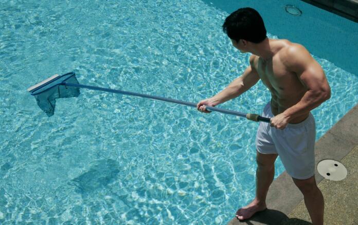 Pripravljanje bazena na novo kopalno sezono