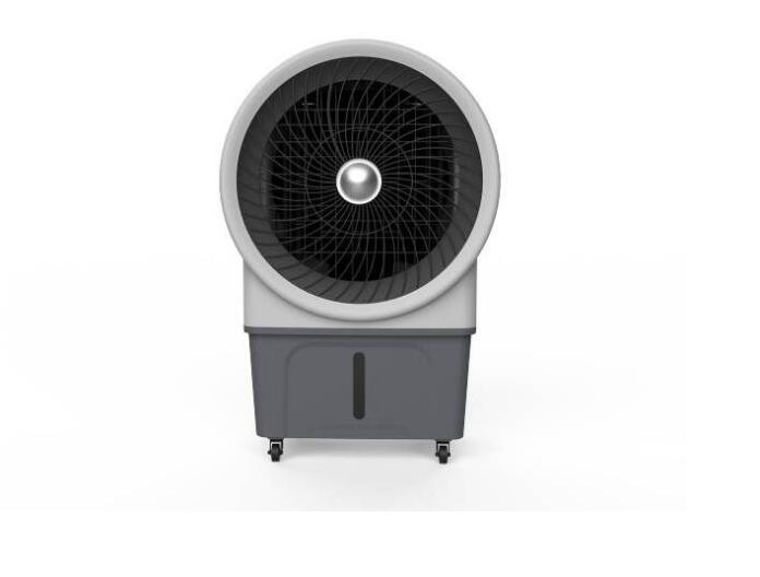 Turbo cooler