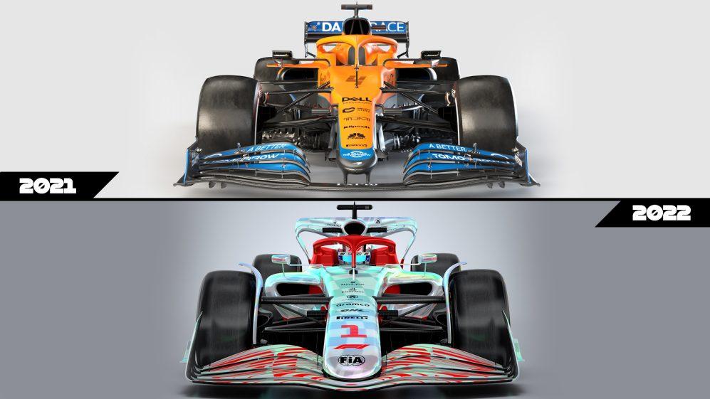 Razlike med sedanjim in prihodnjim dirkalnikom