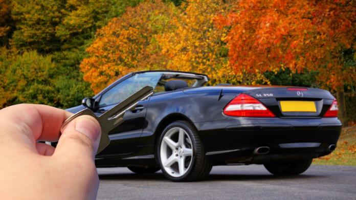 ključ avto
