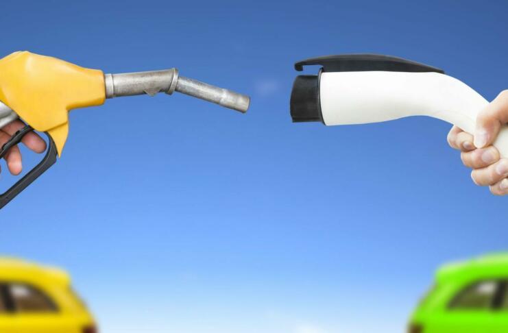Električno ali bencinsko vozilo po svetu