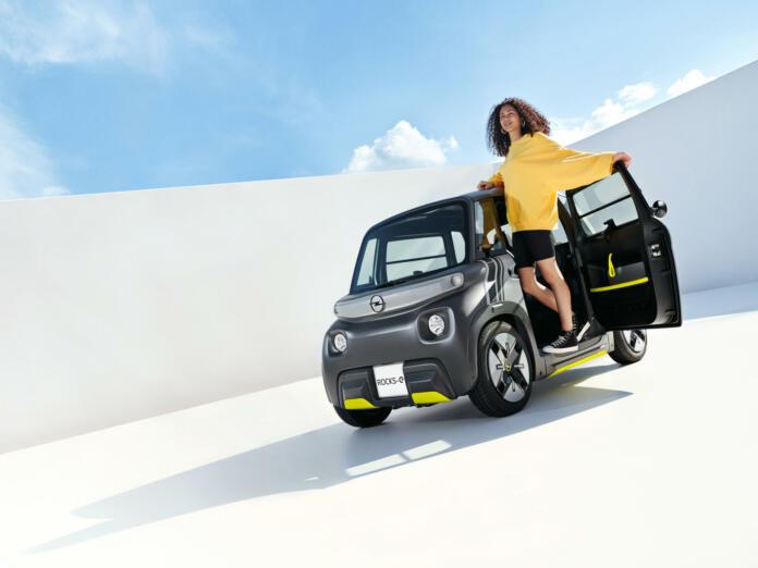 Opel Rocks-e je novi nemški električni meščan