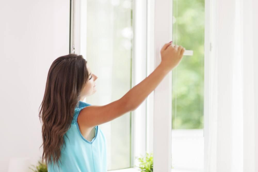 Prihod čistega zraka v domovanje