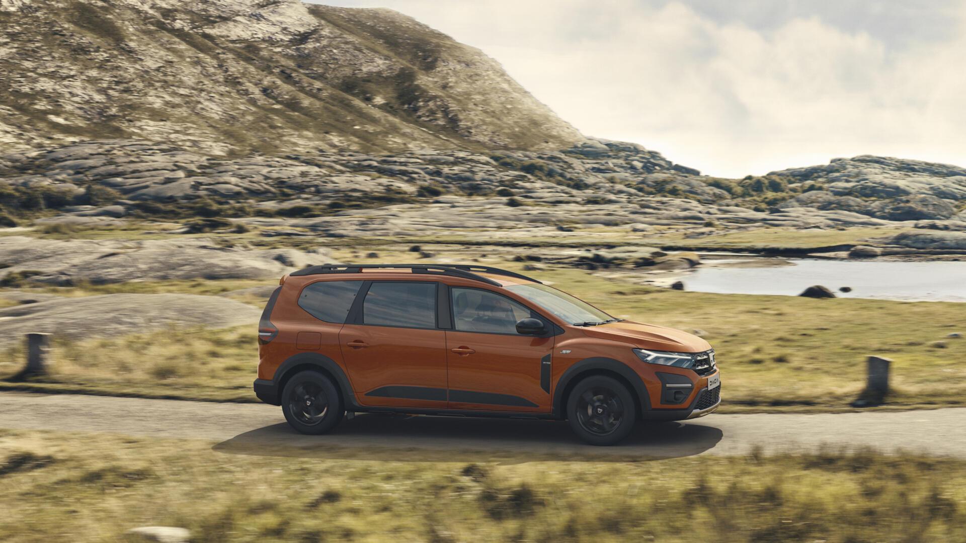 Dacia Jogger bo vsestranski družinski avtomobil