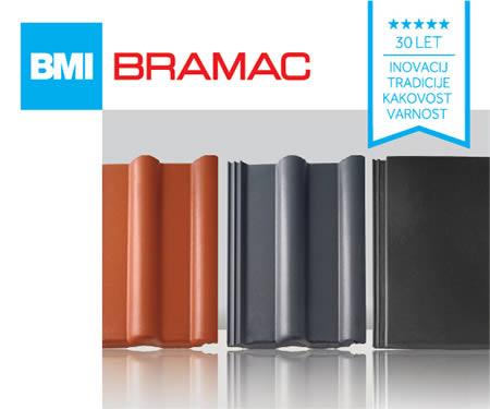 BMI Bramac - 30 let inovacij, tradicije, kakovost, varnost