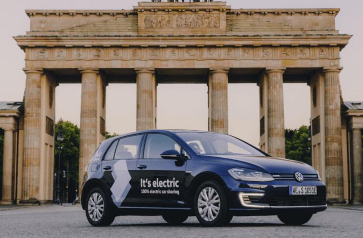 """Berlinu """"grozi"""" prepoved avtomobilov v centru mesta"""