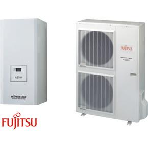 Toplotna črpalka Fujitsu