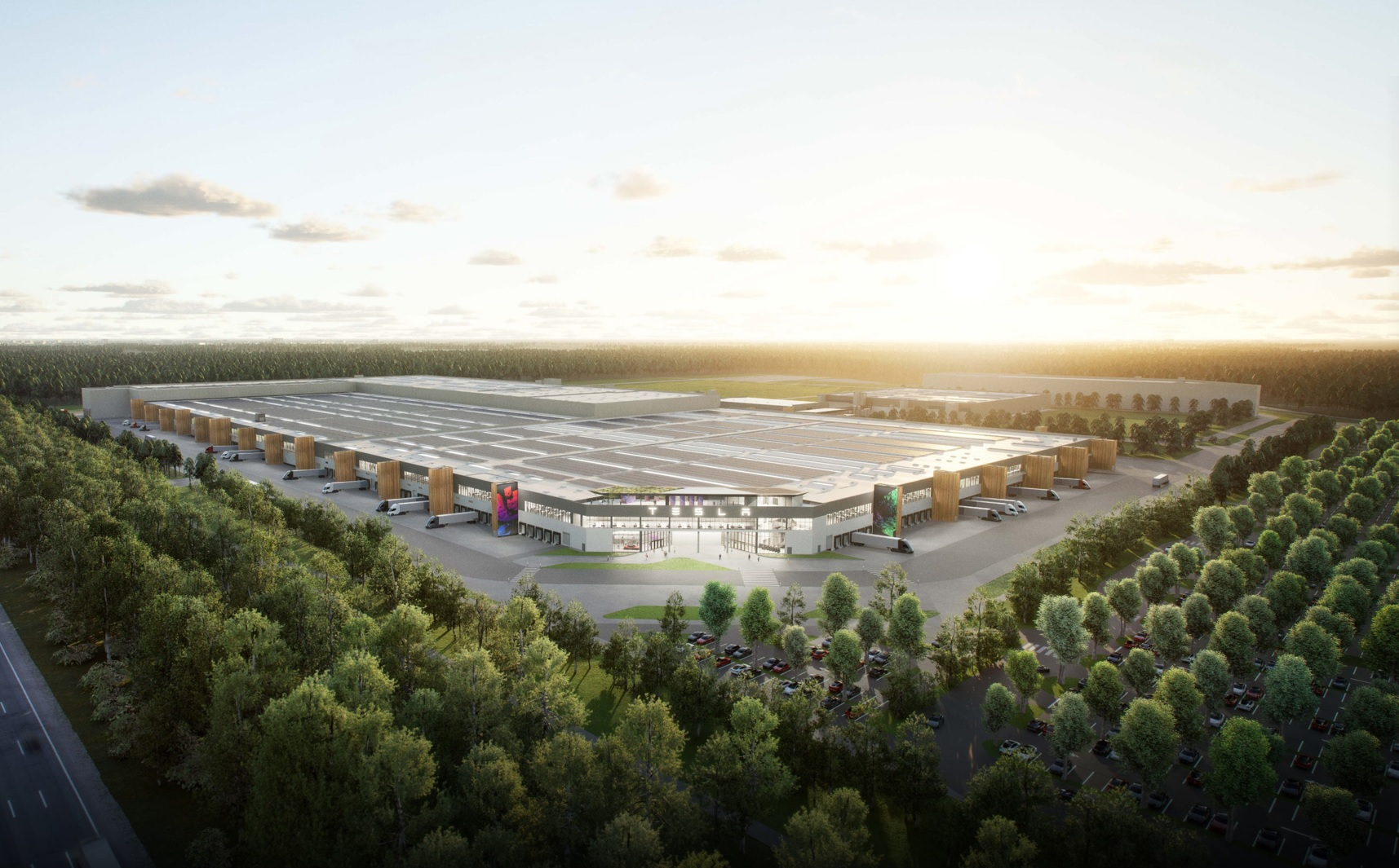 Gigatovarna Tesle v Berlinu išče delavce