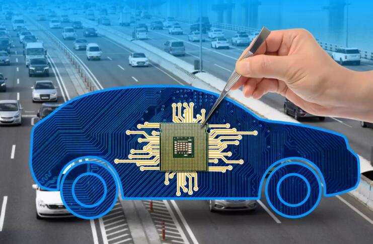 Kriza polprevodnikov v avtomobilski industriji