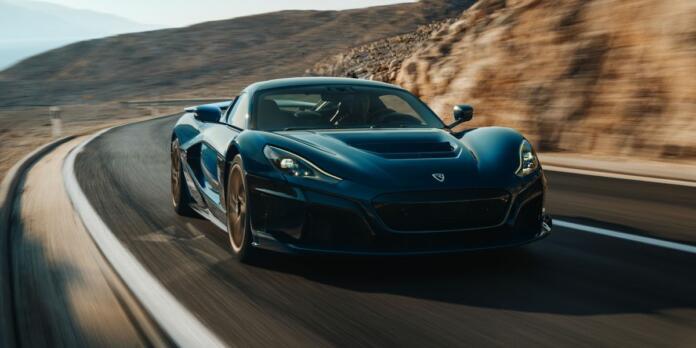 Najhitrejši električni avtomobili na svetu