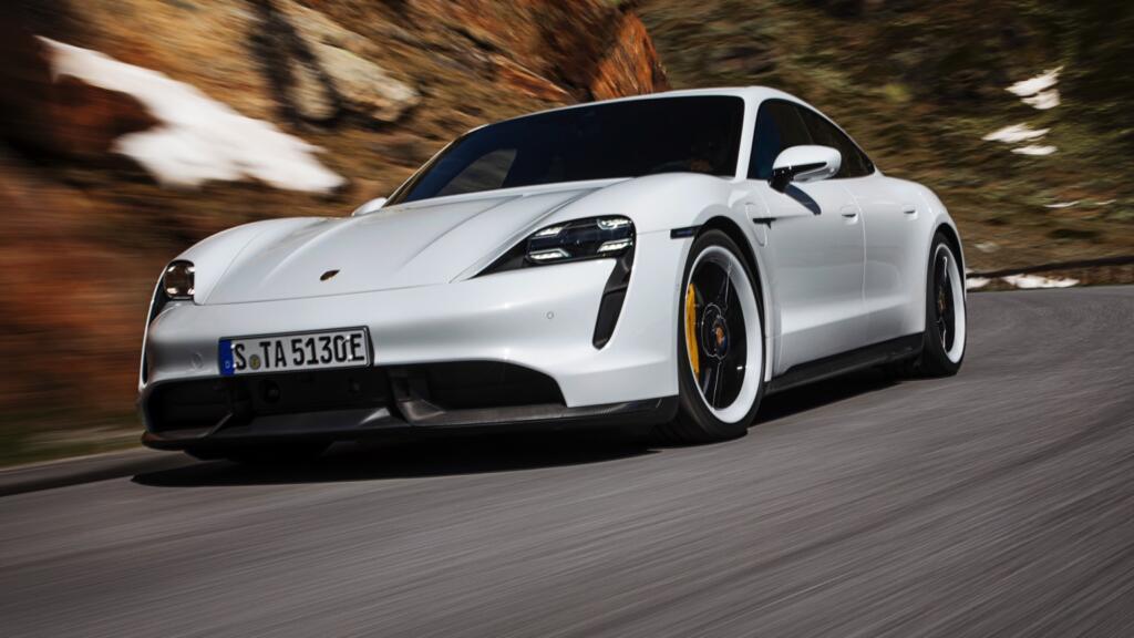 Porsche Taycan Turbo S je edini avto že desetletja uveljavljenega proizvajalca na tem seznamu