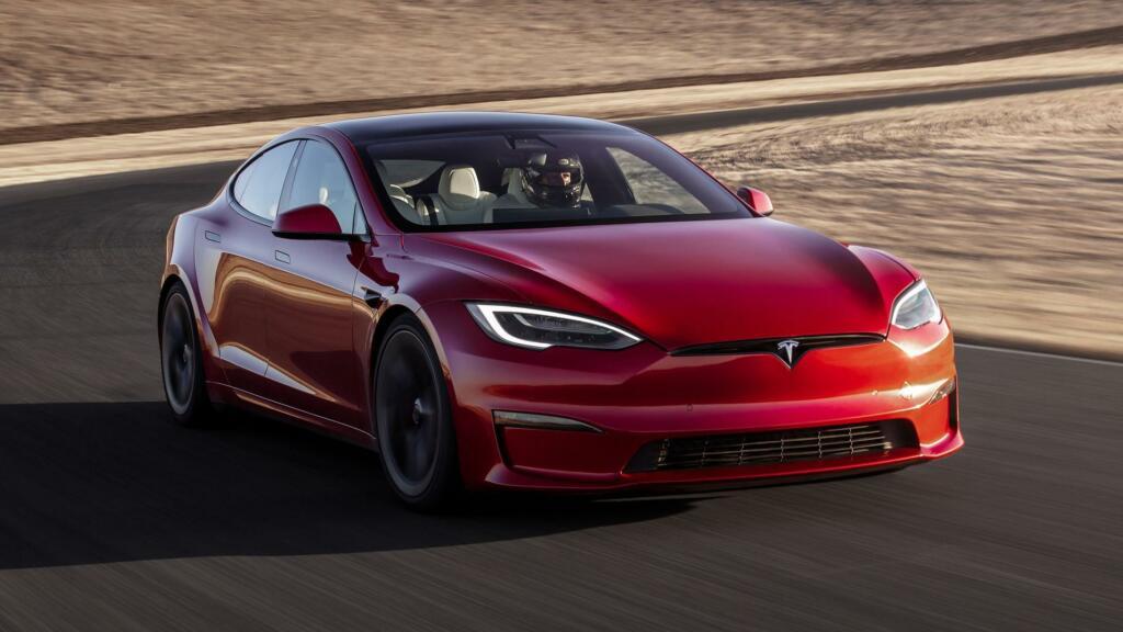 Tesla Model S Plaid je najcenejši primerek seznama