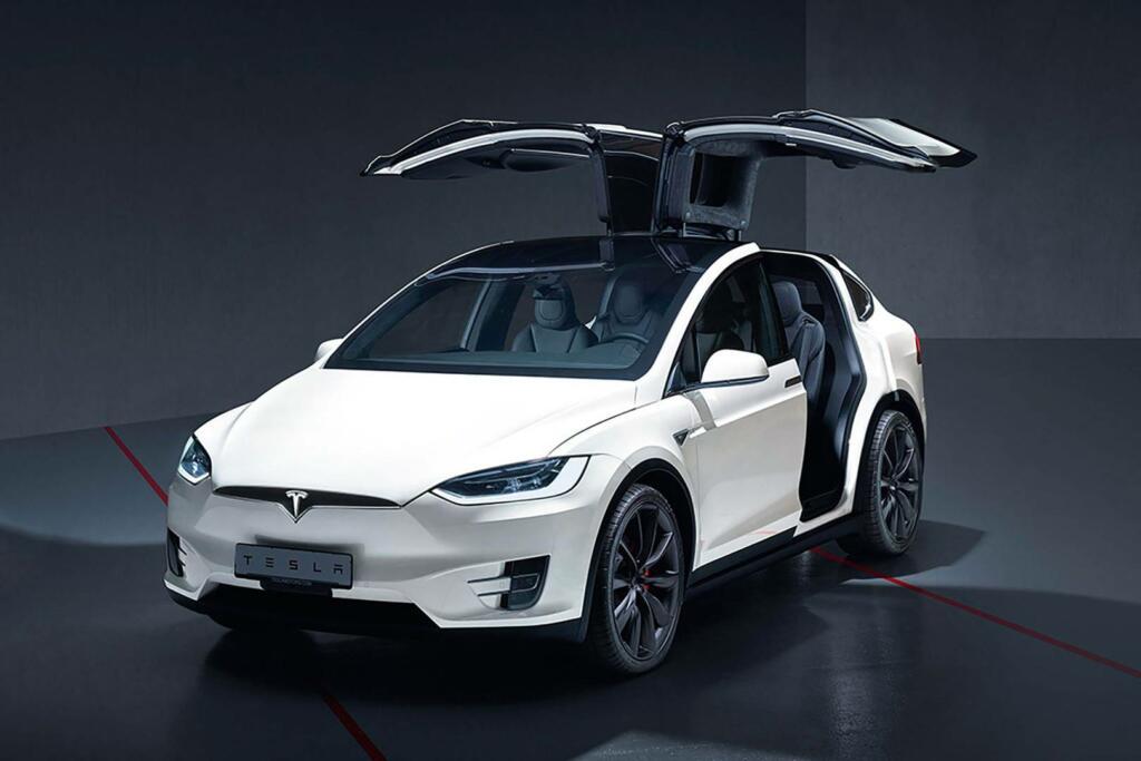 Tesla Model X Plaid je prva Tesla od treh na tem seznamu